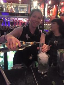 Cocktail making 2